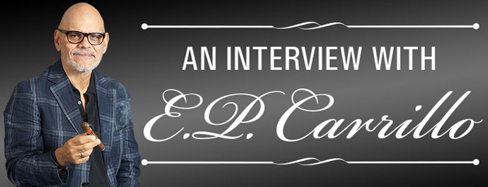 An Interview With E.P. Carillo