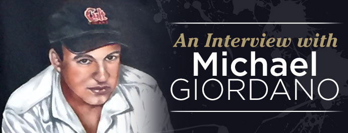 An Interview with Michael Giordano