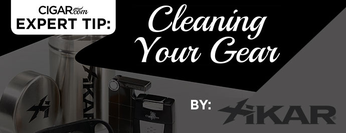 Expert Tip: Cleaning Your Gear
