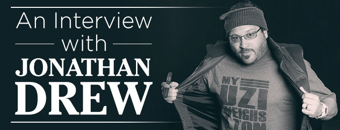 Interview With Jonathan Drew