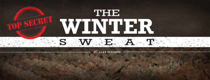 The Winter Sweat