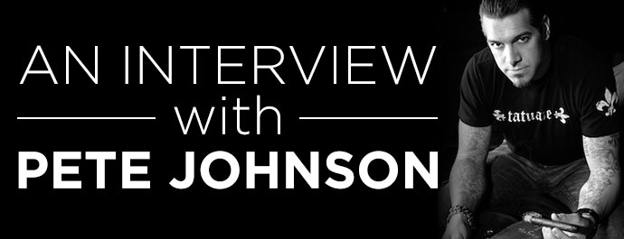 Interview With Pete Johnson