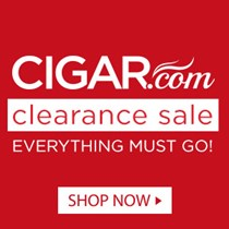 CIGAR.com Clearance Sale