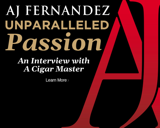 AJ Fernandez Unparalleled Passion - Learn More!