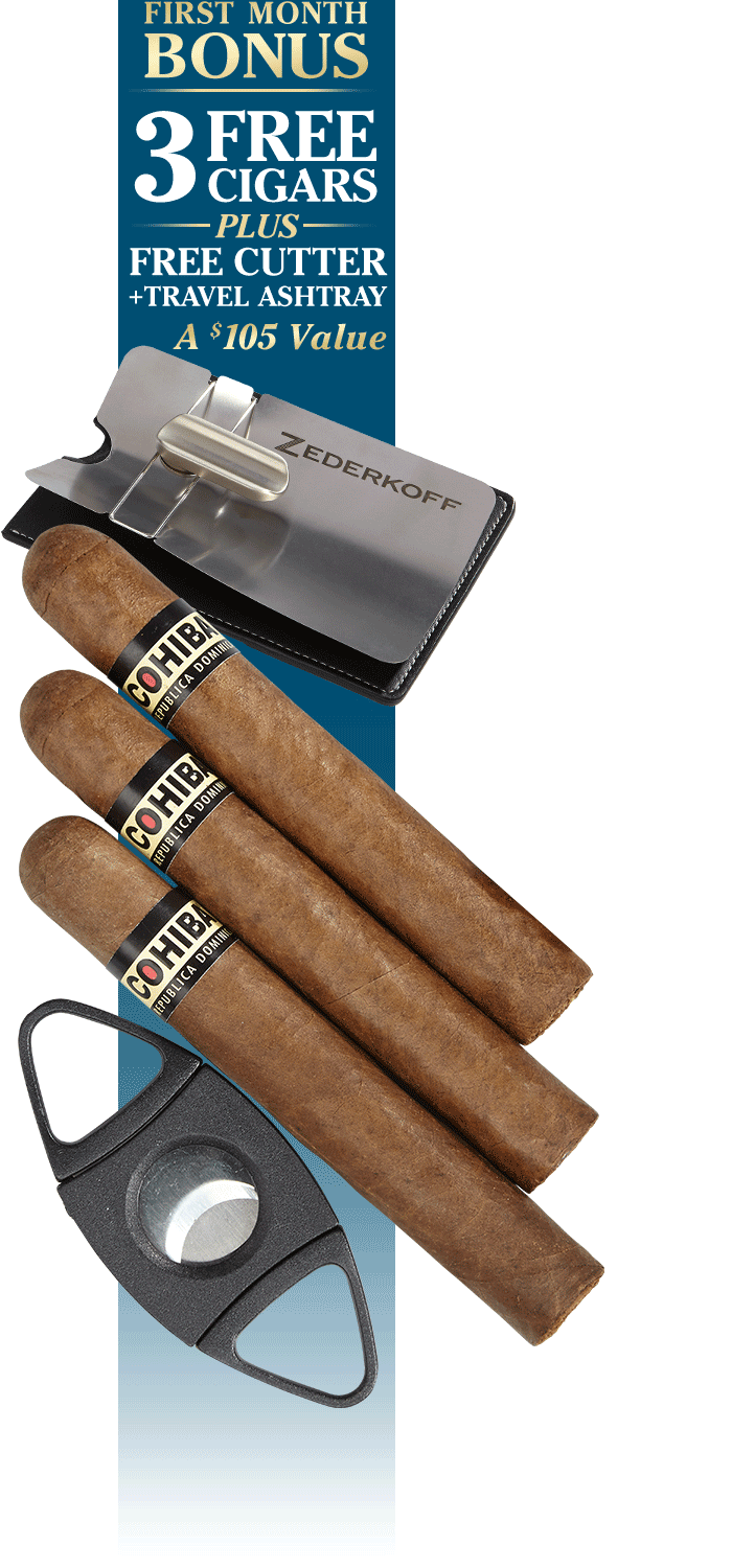 Cigar of the Month Club Bonus