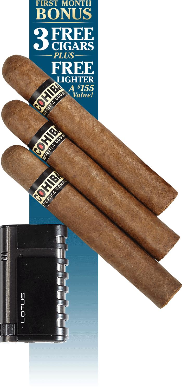 Cigar of the Month Club Bonus