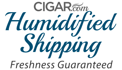 Cigar.com Humidified Shipping: Freshness Guaranteed