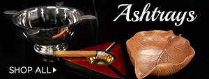Ash in Style With Our Impressive Selection of Ashtrays!