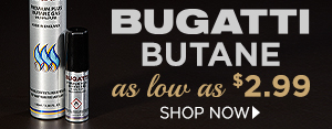 Bugatti Butane - as low as $2.99 - Shop Now!