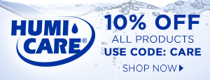 Take 10% Off All HumiCare Products w/ Code: CARE