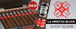The Newest Addition to the Hoyo La Amistad Line