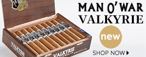 Man O' War Valkyrie - Shop Now!
