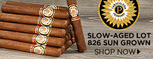 Perdomo Slow-Aged Lot 826 Sun Grown - Shop Now!