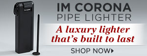 Truly Luxurious Pipe Lighters