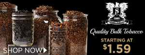 Sutliff: Quality Bulk Tobacco Starting at $1.59!