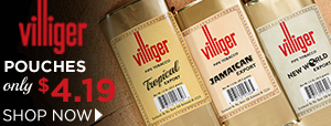 Villiger Export Pipe Tobacco