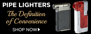 Pipe Lighters: The Definition of Convenience