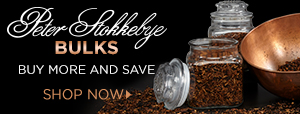 Peter Stokkebye Tobaccos: Buy More and Save!