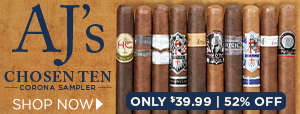 AJ's Chosen Ten Only $39.99!