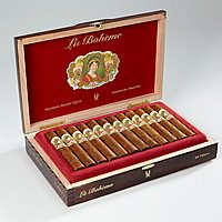 Boutique Blends by Aging Room La Boheme Cigars