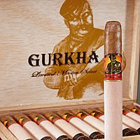 Gurkha Master Select Cigars