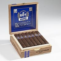 601 Blue Box-Pressed Maduro Cigars