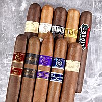 Free Rocky Patel 10-Cigar Sampler w/ Box Purchase!