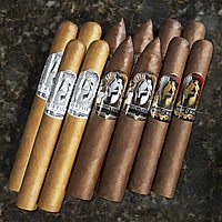 Man O' War Variety Sampler II Cigar Samplers