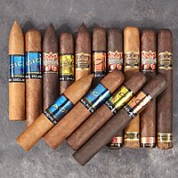 Drew Estate's Infused 14-Cigar Sampler only $5 w/ Box Purchase