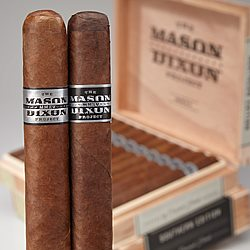 Crowned Heads Mason Dixon Project LE MMXV