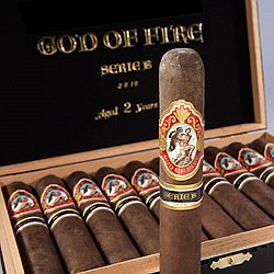 God of Fire Serie B by Arturo Fuente