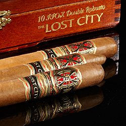 Arturo Fuente OpusX Lost City