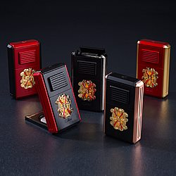 Colibri Opus X Astoria Triple Flame Lighter