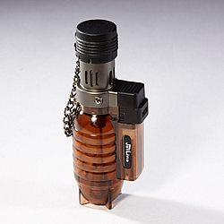 JetLine Grenade Triple-Flame Torch Lighter