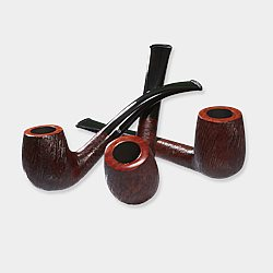 Stanwell Brushed Brown Pipes