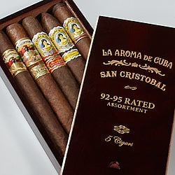 La Aroma / San Cristobal '92-95' Rated Assortment