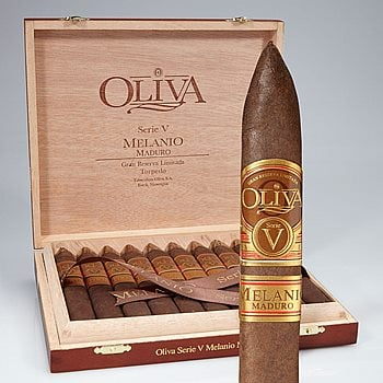 Search Images - Oliva Serie 'V' Melanio Maduro Cigars