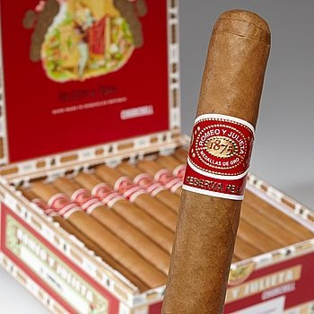 Search Images - Romeo y Julieta Cigars Reserva Real