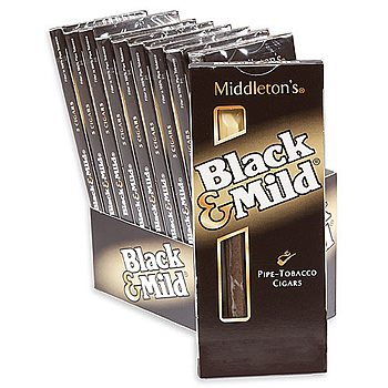 Search Images - Middleton's Black & Mild Machine Made Cigars