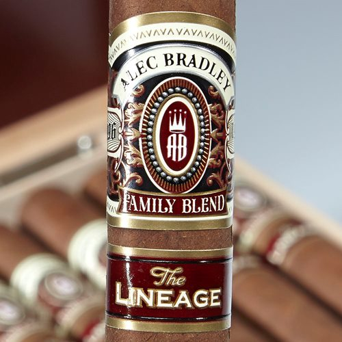 Alec Bradley The Lineage Cigars