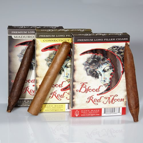 Blood Red Moon Cigars