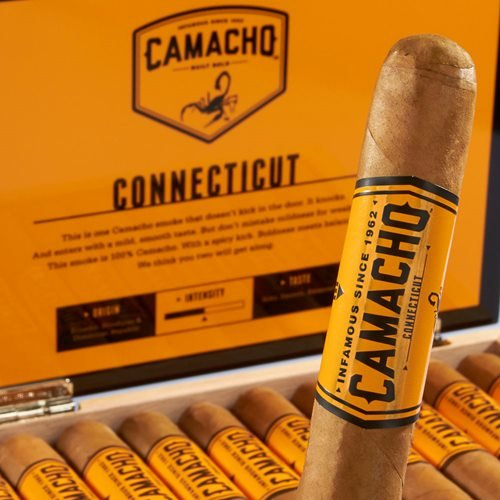 Camacho Connecticut Cigars