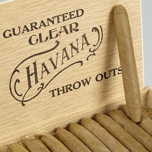 Clear Havana Throw Outs c.1961 No.7