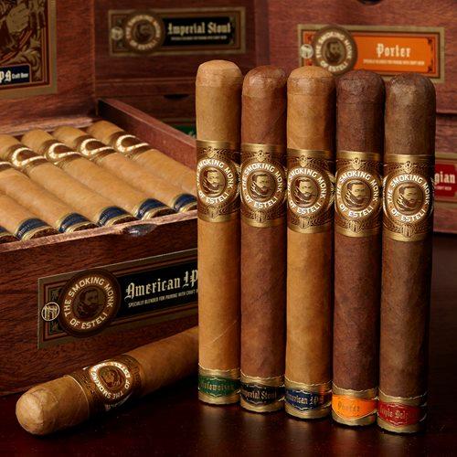 Drew Estate Smoking Monk Cigar Com