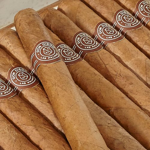 Don Diego c.1970 Cigars