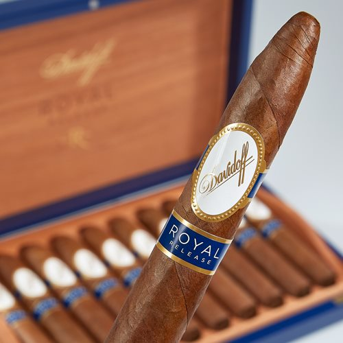 Davidoff Royal Release Cigars