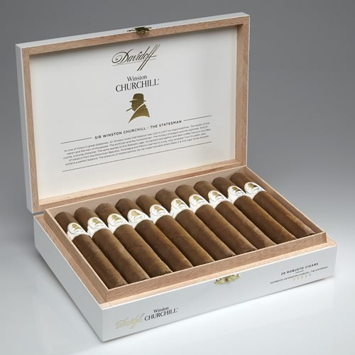 Davidoff Winston Churchill Cigars