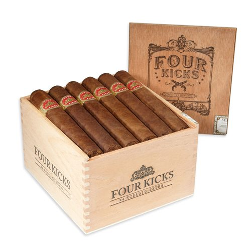Crowned Heads Four Kicks Cigars