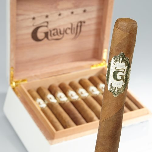 Graycliff Crystal Series Cigars