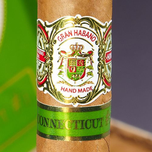Gran Habano #1 Connecticut Cigars